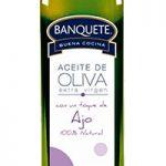 Aceite De Oliva Extra Virgen Sabor Ajo