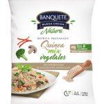 Quínoa Preparado Mix Vegetales